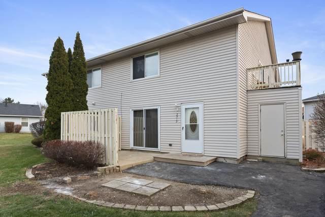 2312 Carnation Drive #2312, Crest Hill, IL 60403 (MLS #10956096) :: Janet Jurich