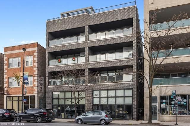 2210 W Chicago Avenue 2E, Chicago, IL 60622 (MLS #10956163) :: RE/MAX IMPACT