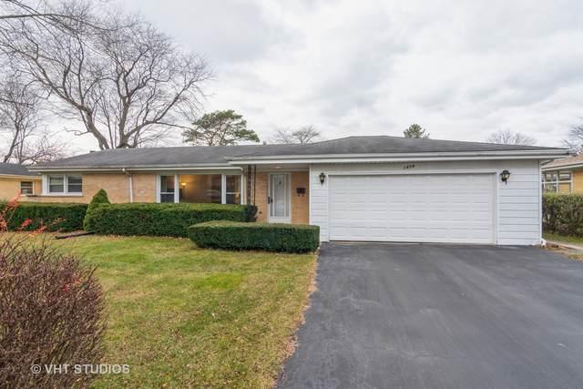 1434 Sunset Ridge Road, Glenview, IL 60025 (MLS #10956222) :: Janet Jurich