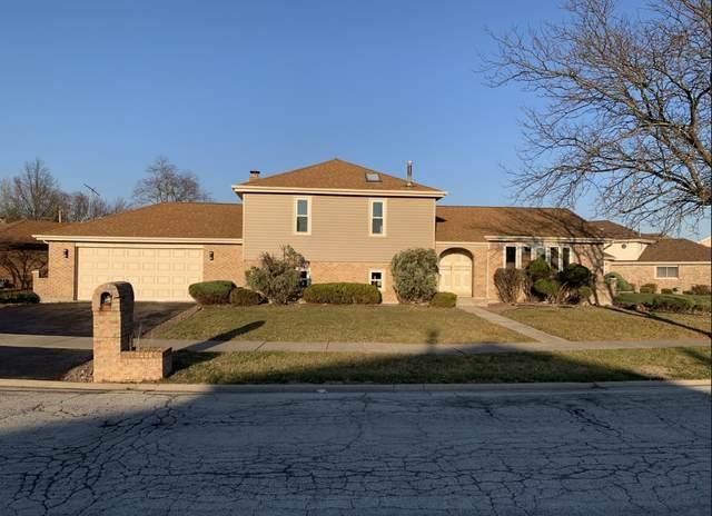4418 Farmington Avenue, Richton Park, IL 60471 (MLS #10956276) :: Jacqui Miller Homes