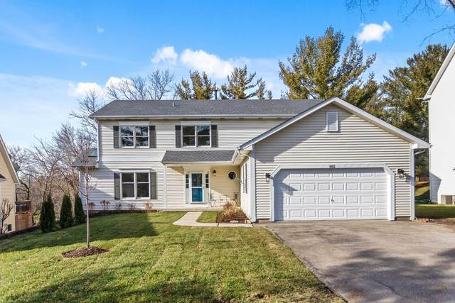 866 Pine Hill Drive, Antioch, IL 60002 (MLS #10956301) :: The Dena Furlow Team - Keller Williams Realty