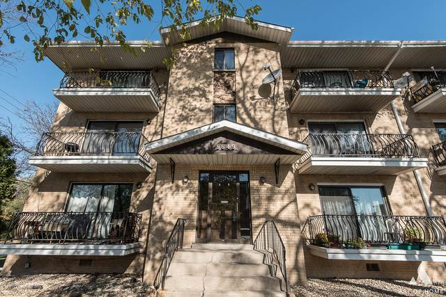 9649 S Harlem Avenue 2A, Chicago Ridge, IL 60415 (MLS #10956331) :: The Wexler Group at Keller Williams Preferred Realty