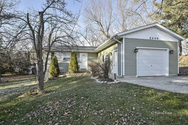 5409 Summerville Avenue, Wonder Lake, IL 60097 (MLS #10956377) :: Jacqui Miller Homes