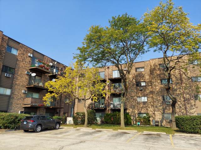 8894 Knight Avenue #414, Des Plaines, IL 60016 (MLS #10956408) :: The Wexler Group at Keller Williams Preferred Realty