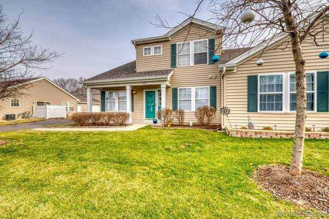 111 Waterbury Circle, Oswego, IL 60543 (MLS #10956416) :: The Wexler Group at Keller Williams Preferred Realty