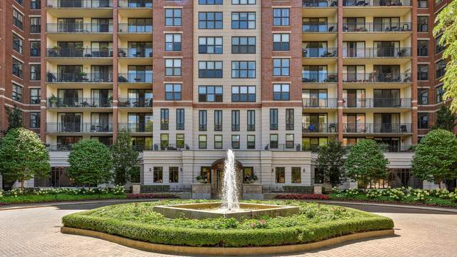 55 W Delaware Place #1101, Chicago, IL 60610 (MLS #10956460) :: Littlefield Group