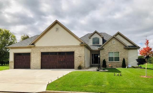 1833 S Stone Creek Boulevard, Urbana, IL 61802 (MLS #10956607) :: O'Neil Property Group