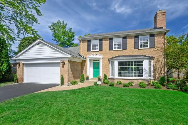 345 Auburn Avenue, Winnetka, IL 60093 (MLS #10956637) :: Suburban Life Realty