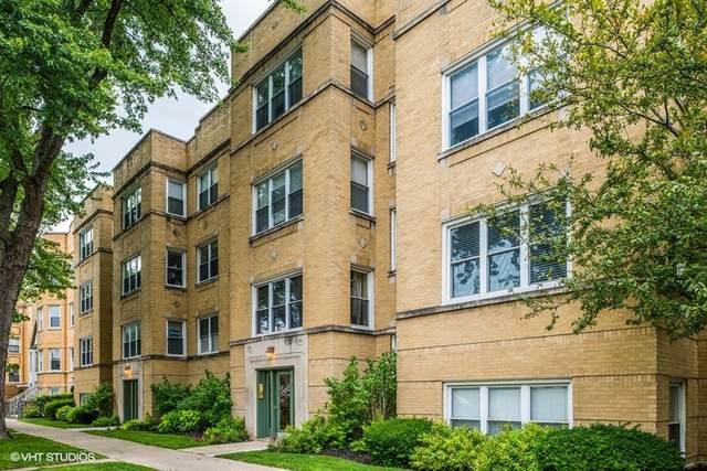 4307 N Troy Street #3, Chicago, IL 60618 (MLS #10956650) :: Helen Oliveri Real Estate