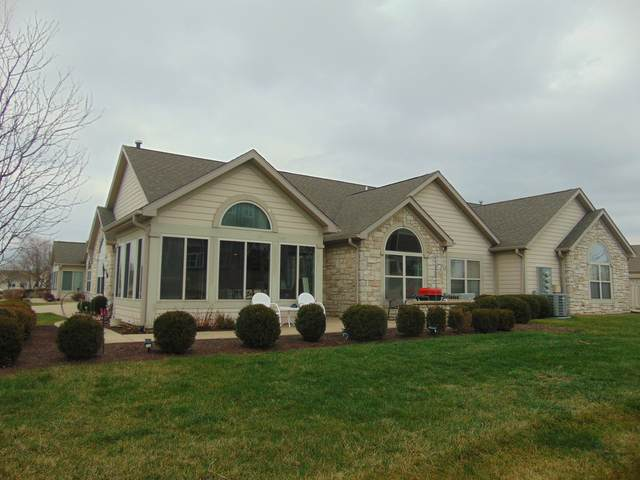 2763 J.T. Coffman Drive #2763, Champaign, IL 61822 (MLS #10956688) :: The Wexler Group at Keller Williams Preferred Realty