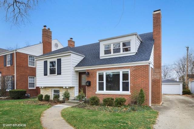 839 S Kensington Avenue, La Grange, IL 60525 (MLS #10956804) :: Janet Jurich