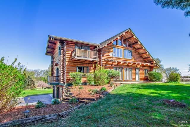 8216 White Oaks Road, Wonder Lake, IL 60097 (MLS #10956820) :: Helen Oliveri Real Estate