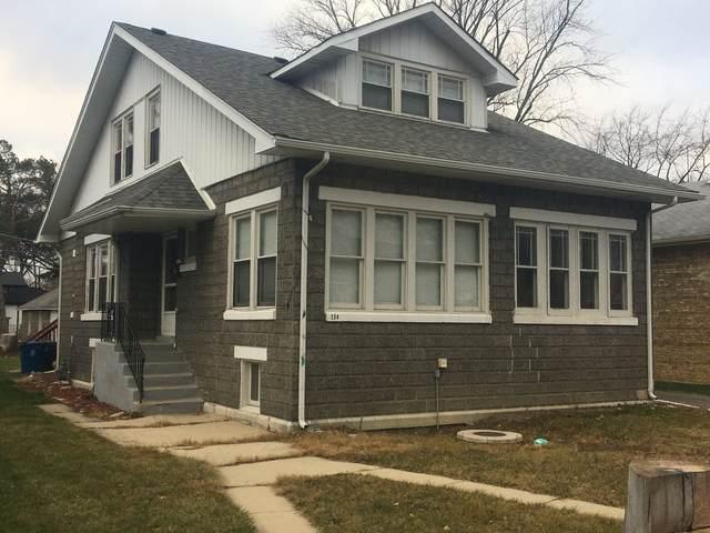 154 S Walnut Street, Bensenville, IL 60106 (MLS #10956898) :: Janet Jurich