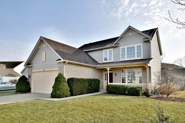 163 Wedgeport Court, Romeoville, IL 60446 (MLS #10956977) :: Jacqui Miller Homes