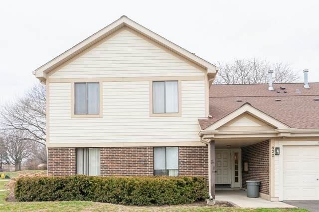 822 E Kings Row #2, Palatine, IL 60074 (MLS #10957021) :: RE/MAX IMPACT