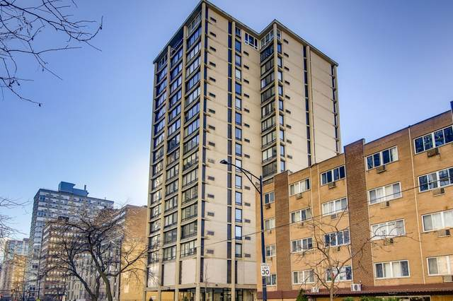 5740 N Sheridan Road 4A, Chicago, IL 60660 (MLS #10957152) :: The Wexler Group at Keller Williams Preferred Realty