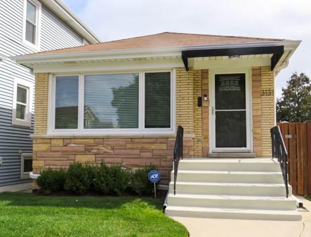 3131 N Newland Avenue, Chicago, IL 60634 (MLS #10957276) :: Suburban Life Realty