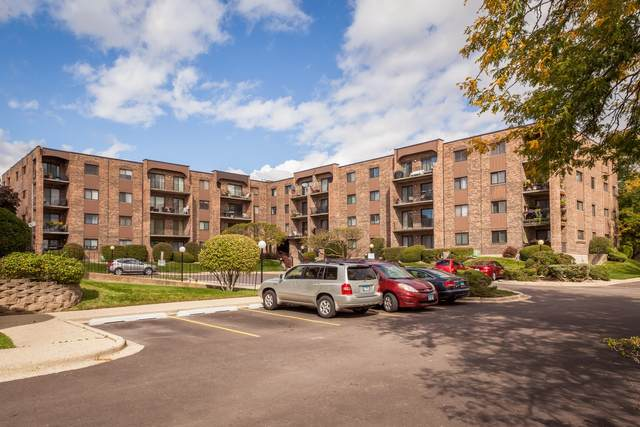 601 W Huntington Commons Road #312, Mount Prospect, IL 60056 (MLS #10957325) :: The Wexler Group at Keller Williams Preferred Realty
