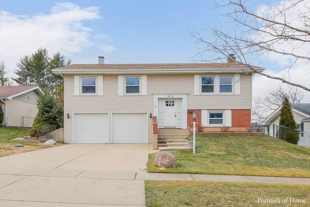 1610 Kingsdale Road, Hoffman Estates, IL 60169 (MLS #10957346) :: Jacqui Miller Homes
