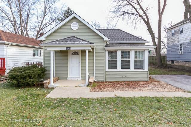 3105 Commercial Avenue, South Chicago Heights, IL 60411 (MLS #10957413) :: Jacqui Miller Homes