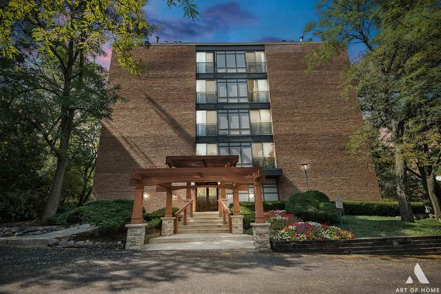 5810 Oakwood Drive 3D, Lisle, IL 60532 (MLS #10957421) :: The Wexler Group at Keller Williams Preferred Realty