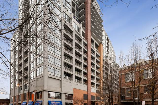 1530 S State Street #927, Chicago, IL 60605 (MLS #10957429) :: The Wexler Group at Keller Williams Preferred Realty