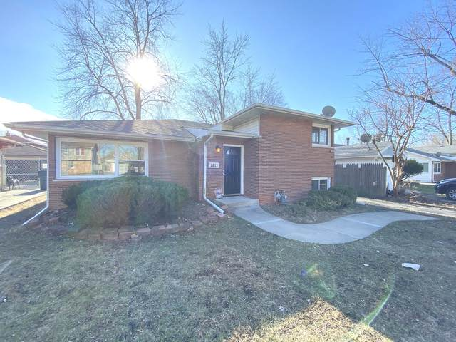 2813 173rd Street, Hazel Crest, IL 60429 (MLS #10957545) :: Jacqui Miller Homes