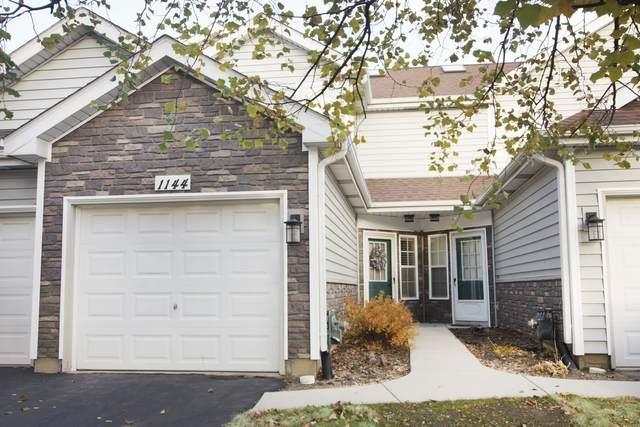 1144 Regency Drive, Schaumburg, IL 60193 (MLS #10957618) :: John Lyons Real Estate
