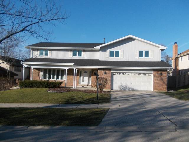 13750 Natchez Trail, Orland Park, IL 60467 (MLS #10957705) :: Suburban Life Realty