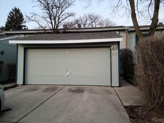 283 Edgewater Drive, Bloomingdale, IL 60108 (MLS #10957720) :: The Wexler Group at Keller Williams Preferred Realty