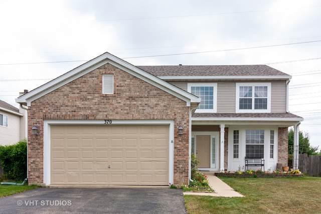 370 Foxborough Trail, Bolingbrook, IL 60440 (MLS #10957901) :: Janet Jurich
