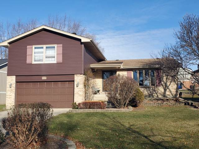 649 Devonshire Lane, Wheaton, IL 60189 (MLS #10957910) :: The Wexler Group at Keller Williams Preferred Realty