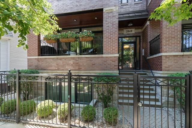 2848 N Sheffield Avenue 1S, Chicago, IL 60657 (MLS #10957933) :: Ryan Dallas Real Estate
