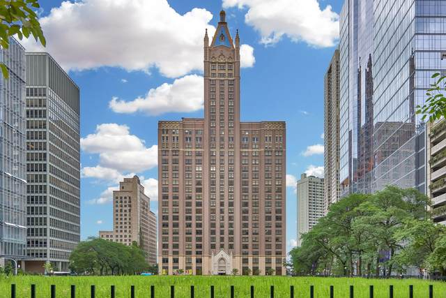 680 N Lake Shore Drive #1415, Chicago, IL 60611 (MLS #10957956) :: BN Homes Group