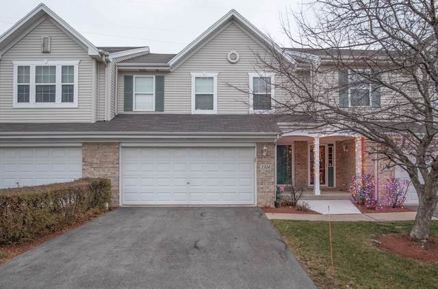 1314 Harvest Drive, Crest Hill, IL 60403 (MLS #10957970) :: Schoon Family Group