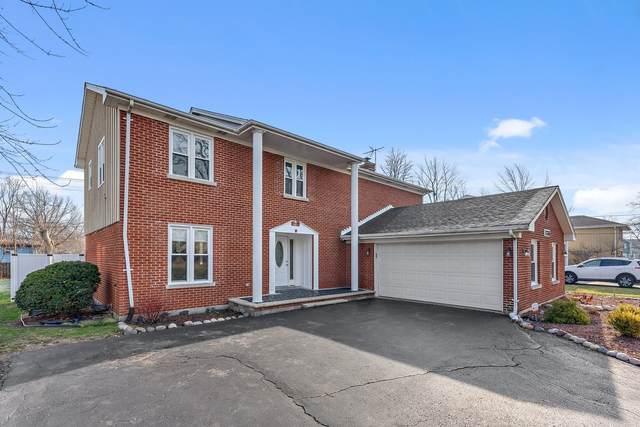 1735 Tina Lane, Flossmoor, IL 60422 (MLS #10957980) :: The Wexler Group at Keller Williams Preferred Realty