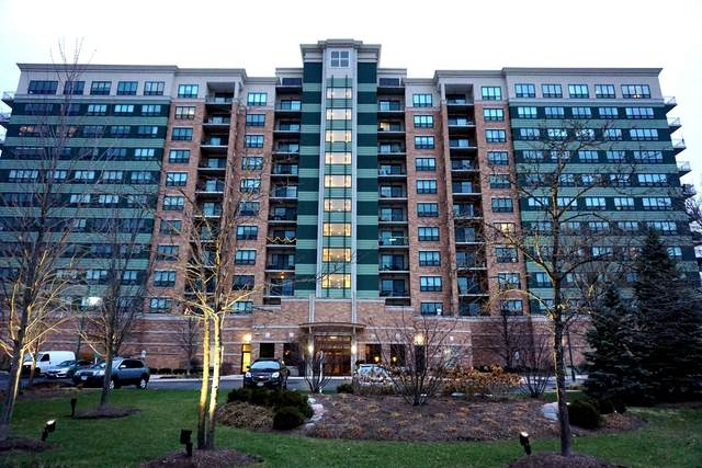 6420 Double Eagle Drive #406, Woodridge, IL 60517 (MLS #10957984) :: The Wexler Group at Keller Williams Preferred Realty