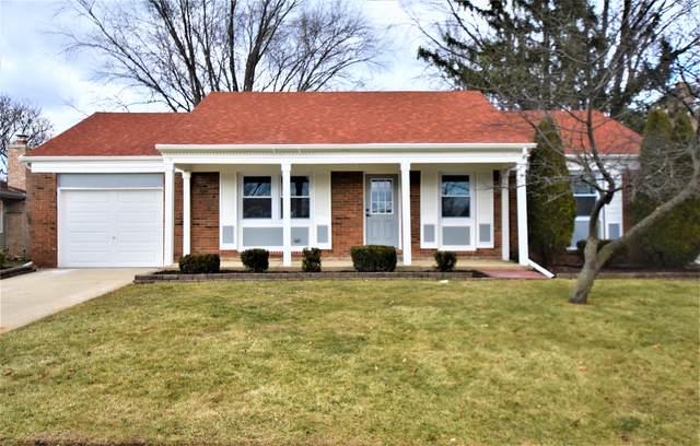 405 Regent Drive, Buffalo Grove, IL 60089 (MLS #10958009) :: Helen Oliveri Real Estate