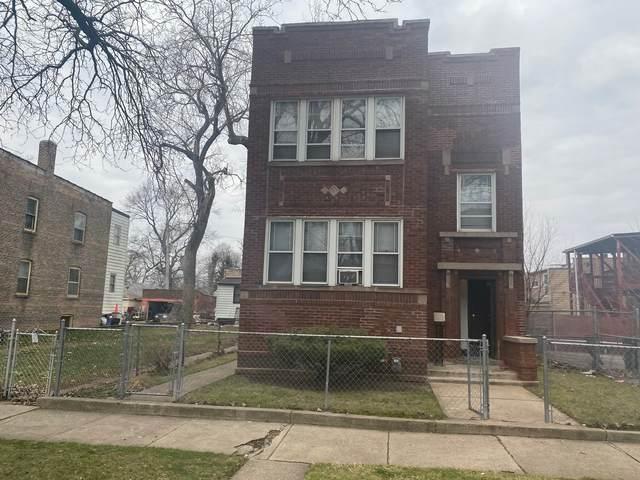 7512 S Calumet Avenue, Chicago, IL 60619 (MLS #10958022) :: Janet Jurich