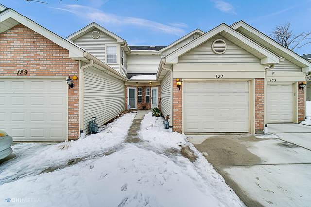 131 Golfview Drive, Glendale Heights, IL 60139 (MLS #10958071) :: The Wexler Group at Keller Williams Preferred Realty