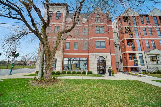 4234 S Ellis Avenue 3A, Chicago, IL 60653 (MLS #10958101) :: The Wexler Group at Keller Williams Preferred Realty