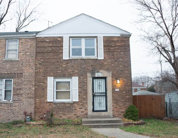 9952 S Hoxie Avenue, Chicago, IL 60617 (MLS #10958123) :: Schoon Family Group