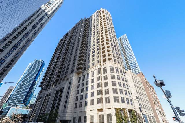 530 N Lake Shore Drive #2208, Chicago, IL 60611 (MLS #10958126) :: Helen Oliveri Real Estate