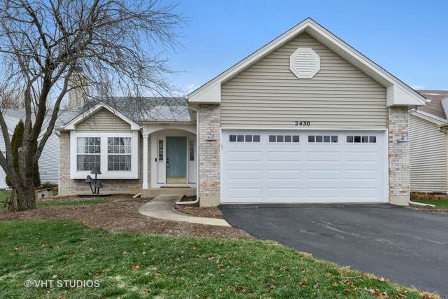 2430 Fox Drive, Aurora, IL 60506 (MLS #10958164) :: Schoon Family Group
