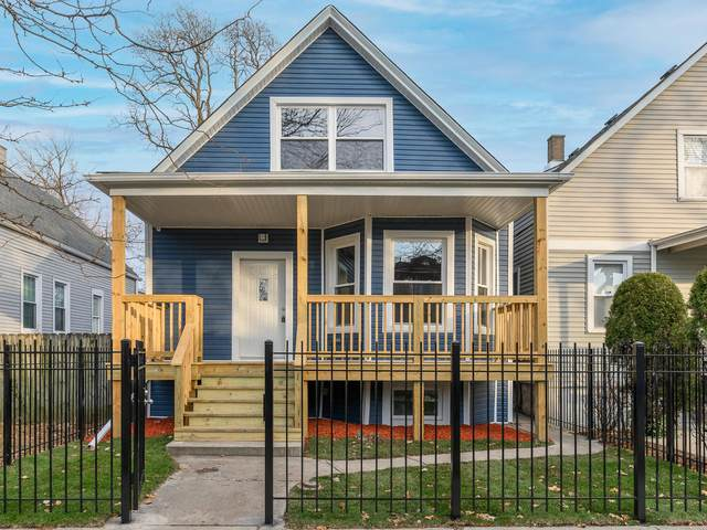 2149 N Kilbourn Avenue, Chicago, IL 60639 (MLS #10958275) :: Janet Jurich
