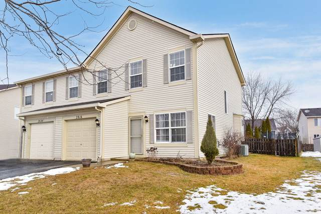 2816 Rebecca Court, Montgomery, IL 60538 (MLS #10958298) :: The Spaniak Team