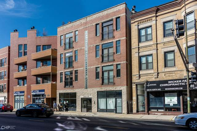 2302 W North Avenue 2W, Chicago, IL 60647 (MLS #10958456) :: Schoon Family Group