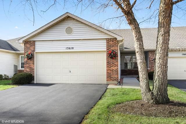 13610 S Magnolia Drive, Plainfield, IL 60544 (MLS #10958533) :: Schoon Family Group