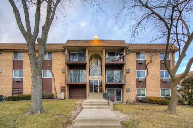 730 Hill Drive #308, Hoffman Estates, IL 60169 (MLS #10958567) :: The Wexler Group at Keller Williams Preferred Realty