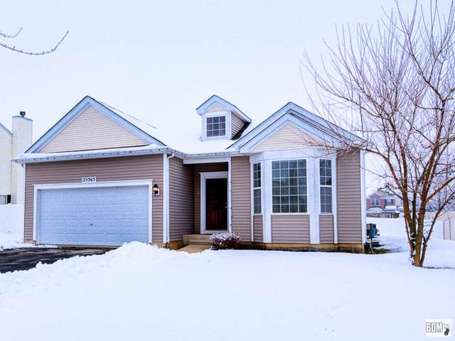 25365 Spring Street, Manhattan, IL 60442 (MLS #10958574) :: Schoon Family Group